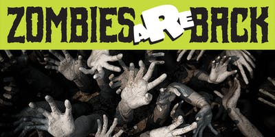 ZOMBIES R BACK HAUNTED HOUSE