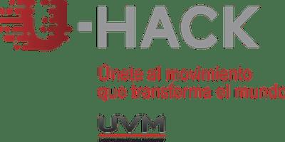 U-HACK 2019 SEDE  UVM LOMAS VERDES