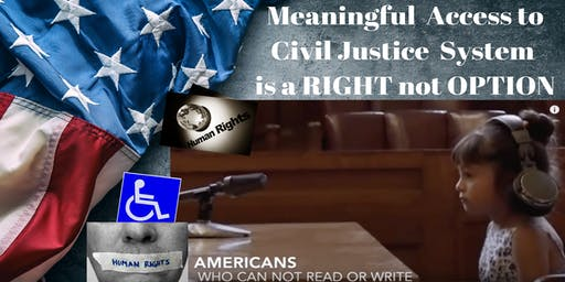 There is No Path to Access DC Federal Civil Court  for Vulnerable Americans