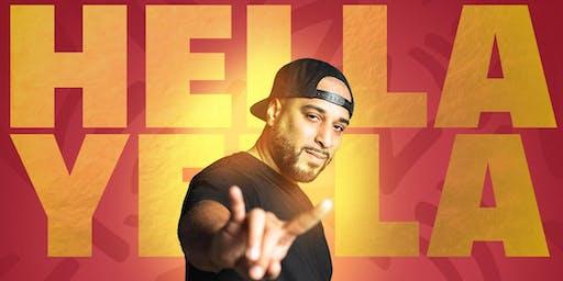 Encore Saturdays 11.2 | DJ Hella Yella