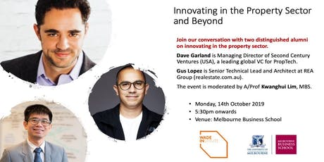 Innovating in the Property Sector and Beyond tickets