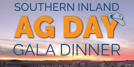 Southern Inland Ag Gala Dinner tickets