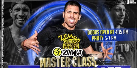 Zumba® Masterclass with ZJ Jhon Gonzalez tickets