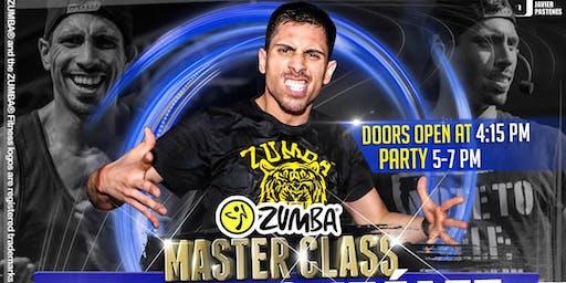 Zumba® Masterclass with ZJ Jhon Gonzalez
