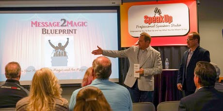 Story Magic - How to Find & Tell Your Story as a Speaker or Trainer tickets