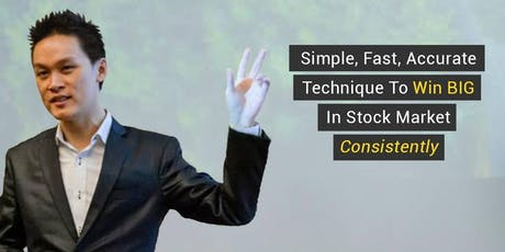Trade Stocks In Any Market with ART Trading System In Less Than 20 mins/day! tickets