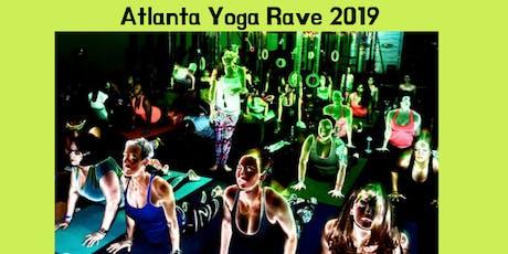 Atlanta Yoga Rave 2019 tickets
