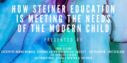 How Steiner Education is meeting the needs of the modern child