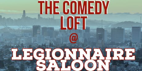 The Comedy Loft: Stand Up Comedy in Oakland tickets