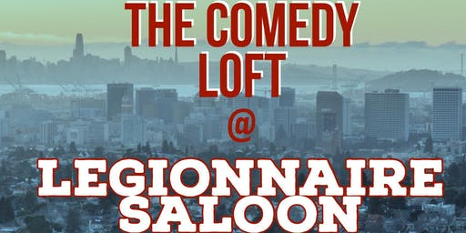 The Comedy Loft: Stand Up Comedy in Oakland