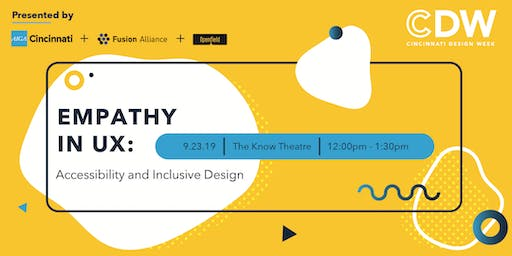 Empathy in UX: Accessibility and Inclusive Design