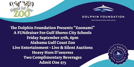 Please Join Us For Zoonami! tickets