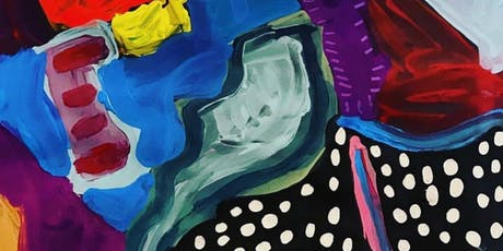 Abstract Map Painting Workshop with Deb Twining at Fabrik tickets