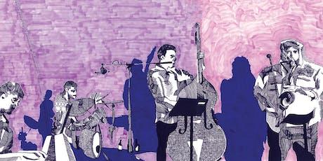 The Gus Leighton Quartet Live Album Recording tickets
