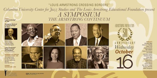 Louis Armstrong Continuum Symposium