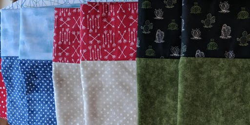 Sewing Class - Pillowcases