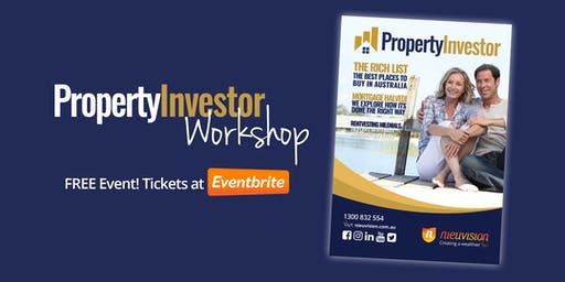 FREE Property Investing Workshop - The Phoenix Hotel Monday Sept 30th 6:45pm