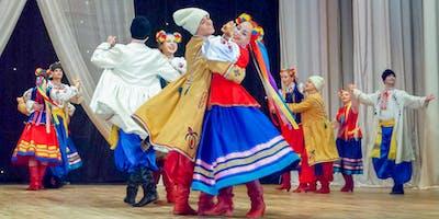 Radost - Dance Ensemble from UKRAINE In Rahway, NJ