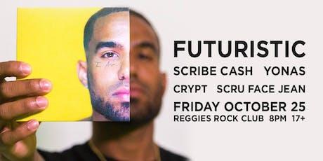 Futuristic tickets