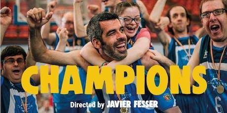 2019 TORONTO SPANISH FILM FESTIVAL - Campeones (Champions) tickets