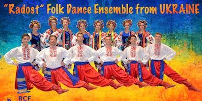 Radost - Dance Ensemble from UKRAINE in Tampa - Temple Terrace UMC