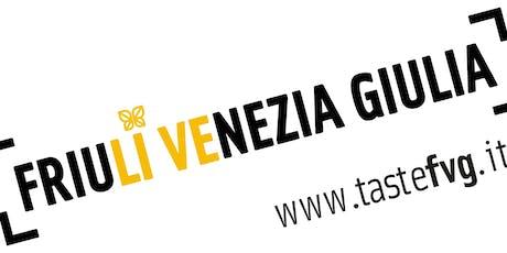 Explore the Wines of Friuli Venezia Giulia. *Industry Trade + Media only* tickets