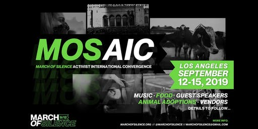 ** M O S A I C ** MARCH-OF-SILENCE-ACTIVIST-INTERNATIONAL-CONVERGENCE