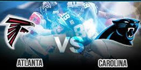 Atlanta Falcons VS Carolina Panthers Bus Trip tickets