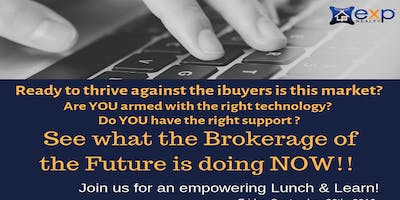 ibuyers in Real Estate...Equipped to Thrive & Conquer amidst them?
