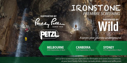 Wild Magazine presents: Ironstone Premiere Screening