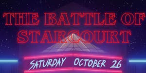SRDL Presents The Battle of Starcourt