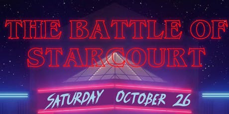 SRDL Presents The Battle of Starcourt tickets