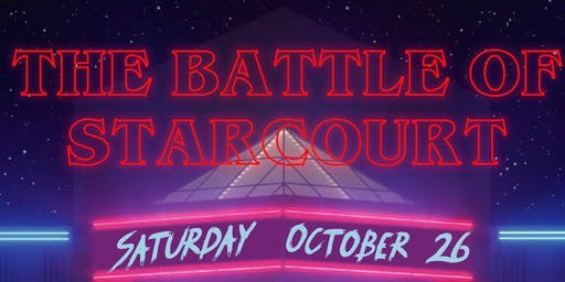 SRDL Presents The Battle of Starcourt