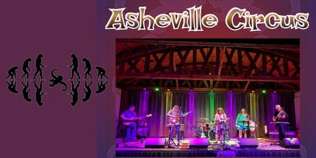 2nd Thursday's ft. Asheville Circus at The One Stop tickets
