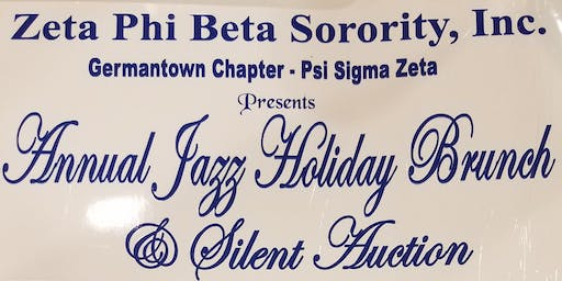 Annual Jazz Holiday Brunch & Silent Auction