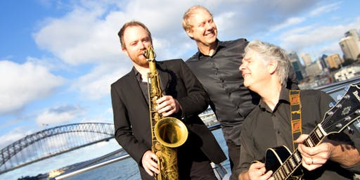 Lunch Cruise with Live Jazz on Sydney Harbour - NOV & DEC