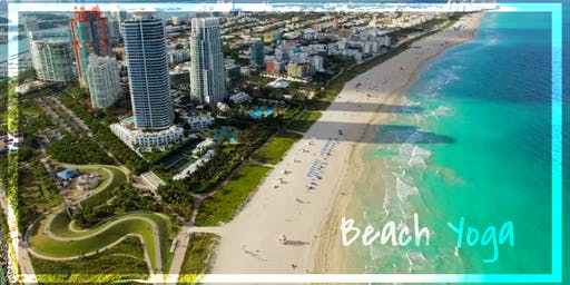 MIAMI BEACH YOGA - South Pointe Sundays