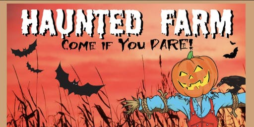 The Haunted Farm at Generation's Equestrian Center