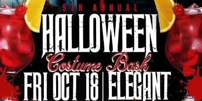 5th annual halloween custom bash
