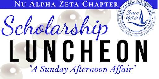 Catherine S. Tucker Scholarship Luncheon