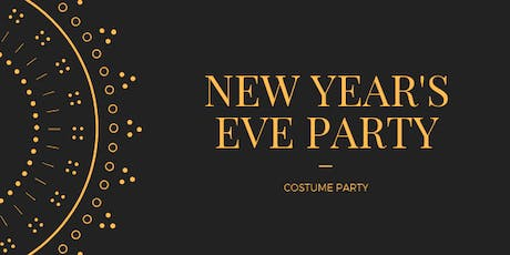 New Year's Eve '20s style tickets