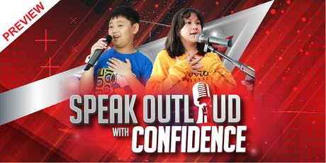 Preview: Speak OutLOUD with Confidence tickets