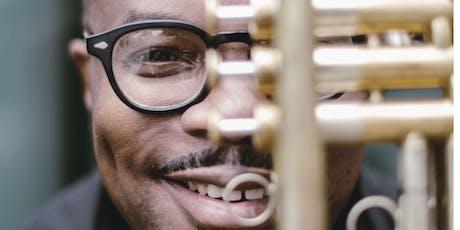 Jeremy Pelt Quintet | Jazz Trumpeter tickets