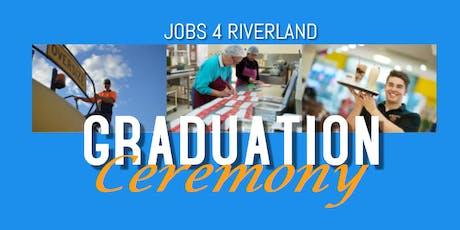 Jobs for Riverland Graduation Ceremony tickets