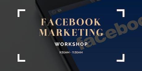 Facebook Marketing Workshop  tickets