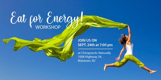 Eat For Energy
