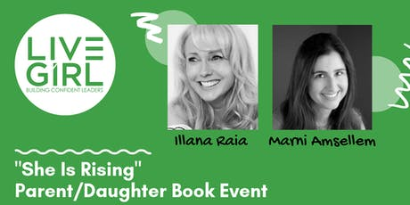 """""""She Is Rising"""" Parent/Daughter Book Event tickets"""
