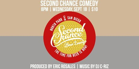 Second Chance Comedy V tickets