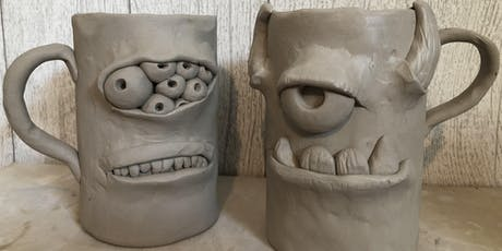 Let's make monster steins!!! @ Flatland Brewery tickets
