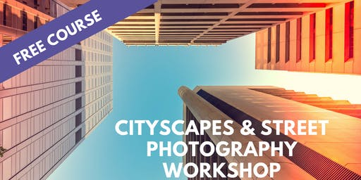 Cityscapes & Street Photography Workshop with Lindsay Poland
